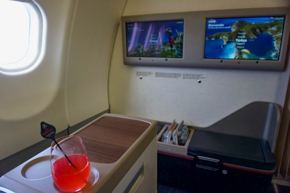 Turkish Airlines First Class