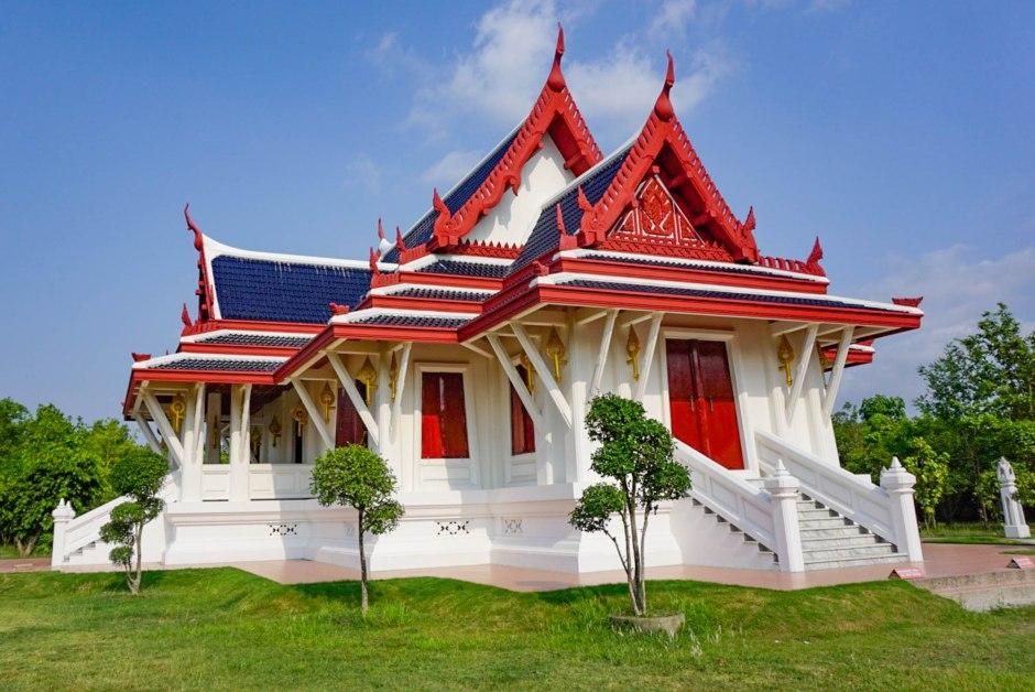 Royal Thai Monastery Lumbini Nepal