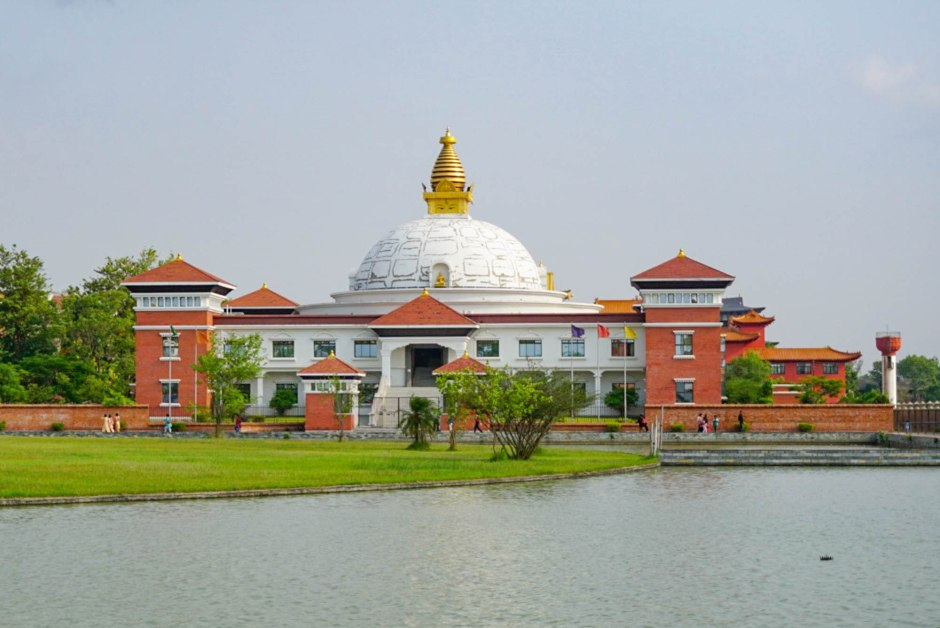 World Center for Peace and Unity Lumbini Nepal