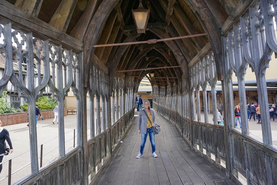 Bridge to Hogwarts WB Studio Tour London Harry Potter