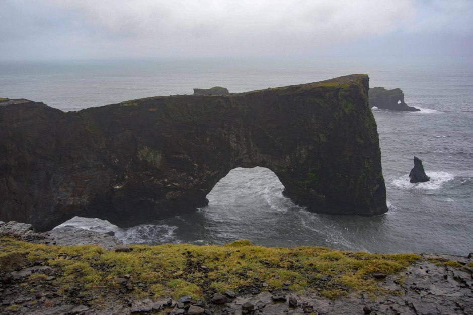 Dyrhólaey Arch - Day Trip from Reykjavik to Vik