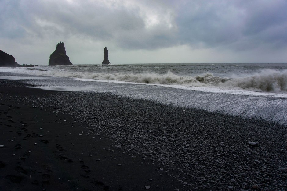 Reynisfjara Beach - Day Trip from Reykjavik to Vik