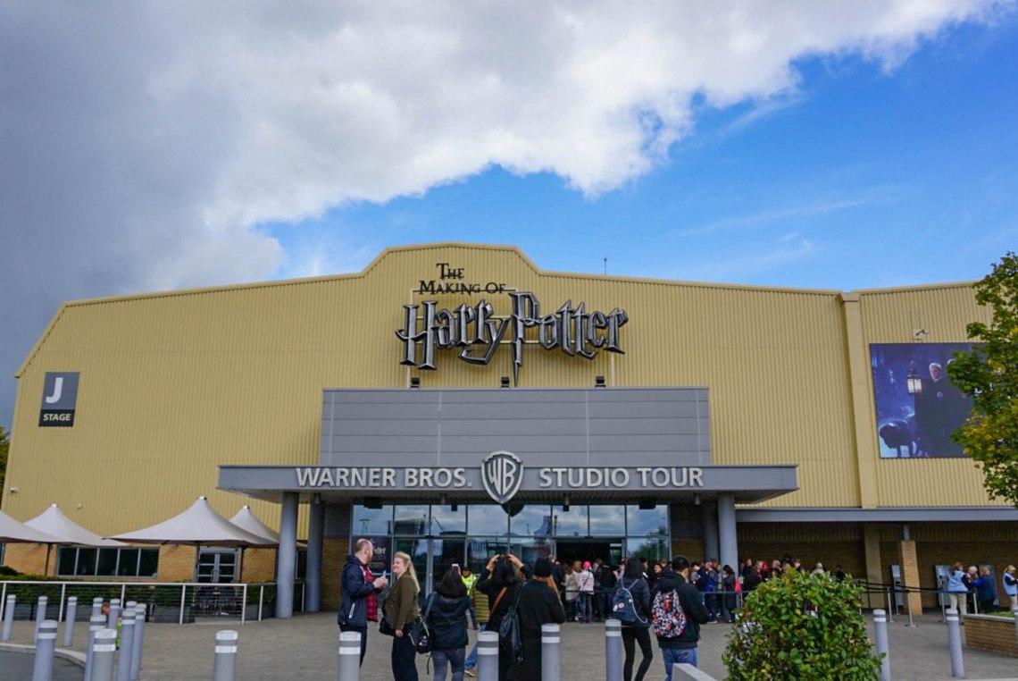 Warner Brothers Studio Tour Harry Potter
