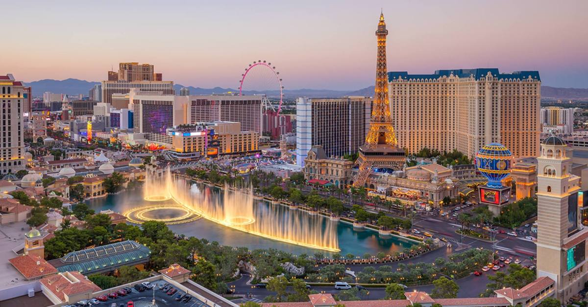 Las Vegas is Calling: 5-Star Luxury Hotels for $50 Just Announced!
