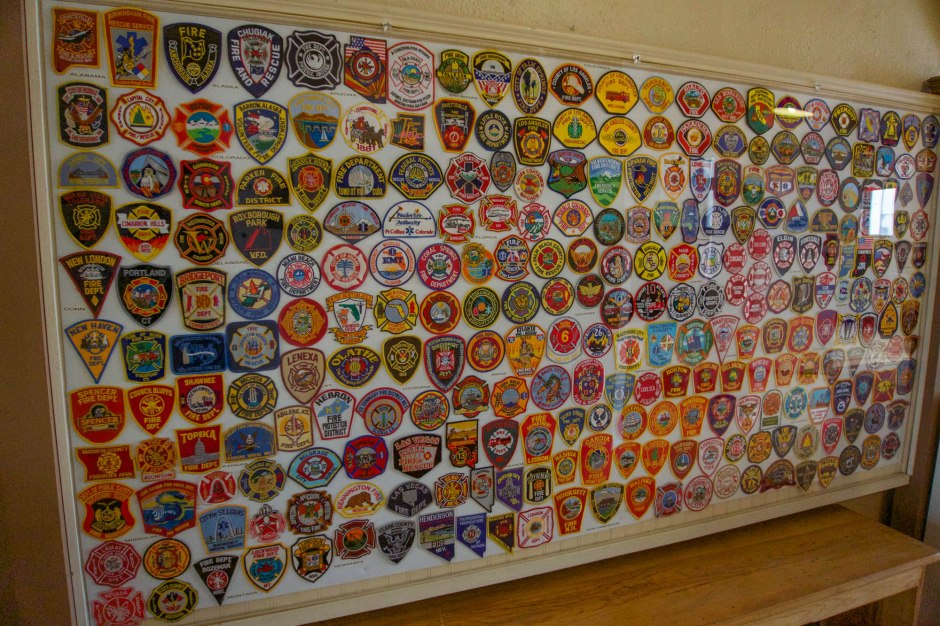Denver Firefighters Museum Memorabilia
