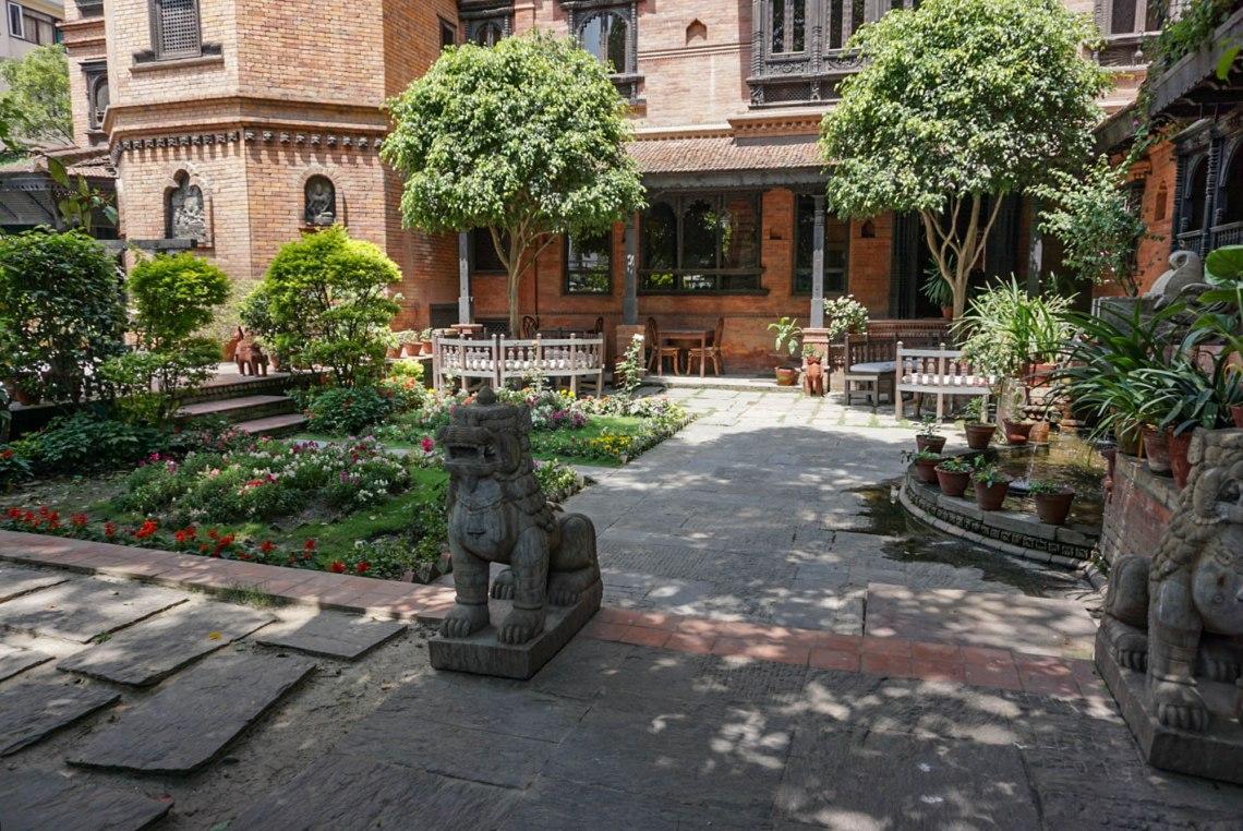 Kantipur Temple House Kathmandu Nepal Travel Guide