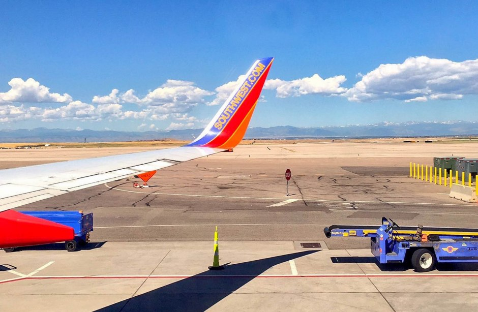 Southwest Airlines Playa del Carmen Mexico