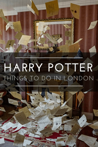 Harry Potter Things to Do in London United Kingdom