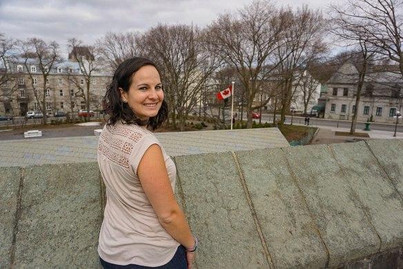 Travel prAna Quebec City Canada