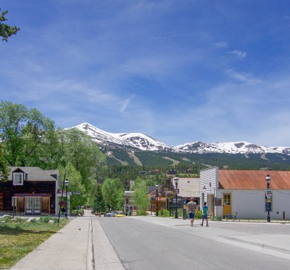 The Best of Breckenridge, Colorado