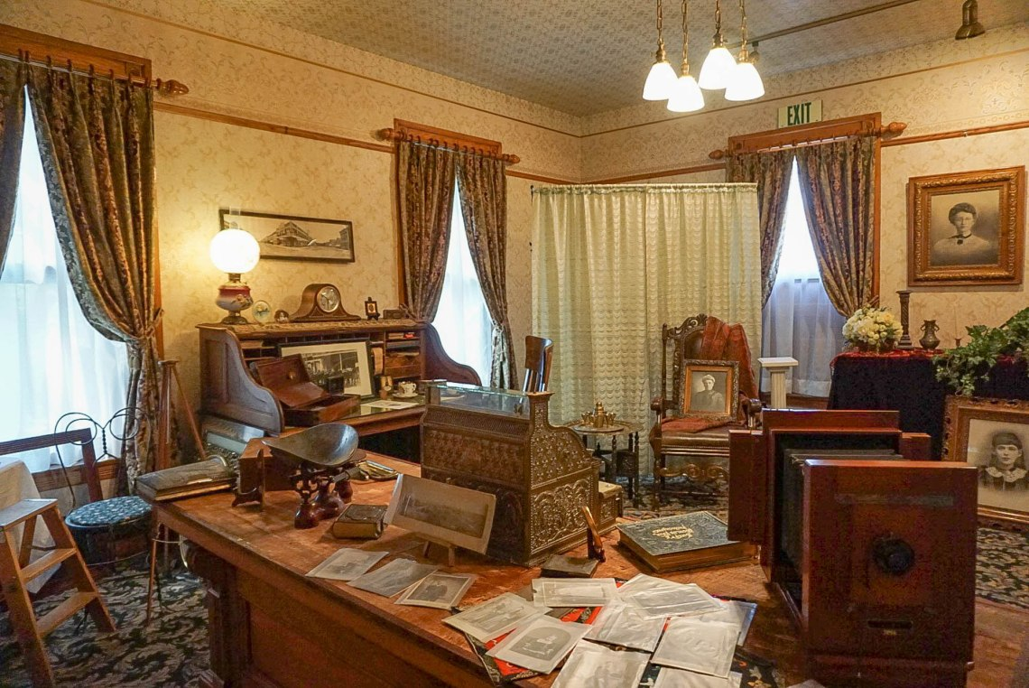 Ivinson Mansion Photography Studio Laramie Plains Museum