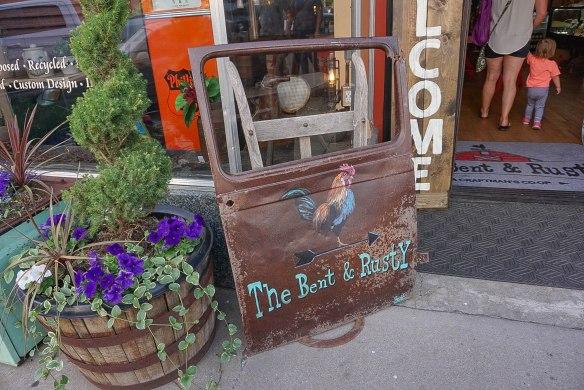 The Bent and Rusty Laramie Wyoming