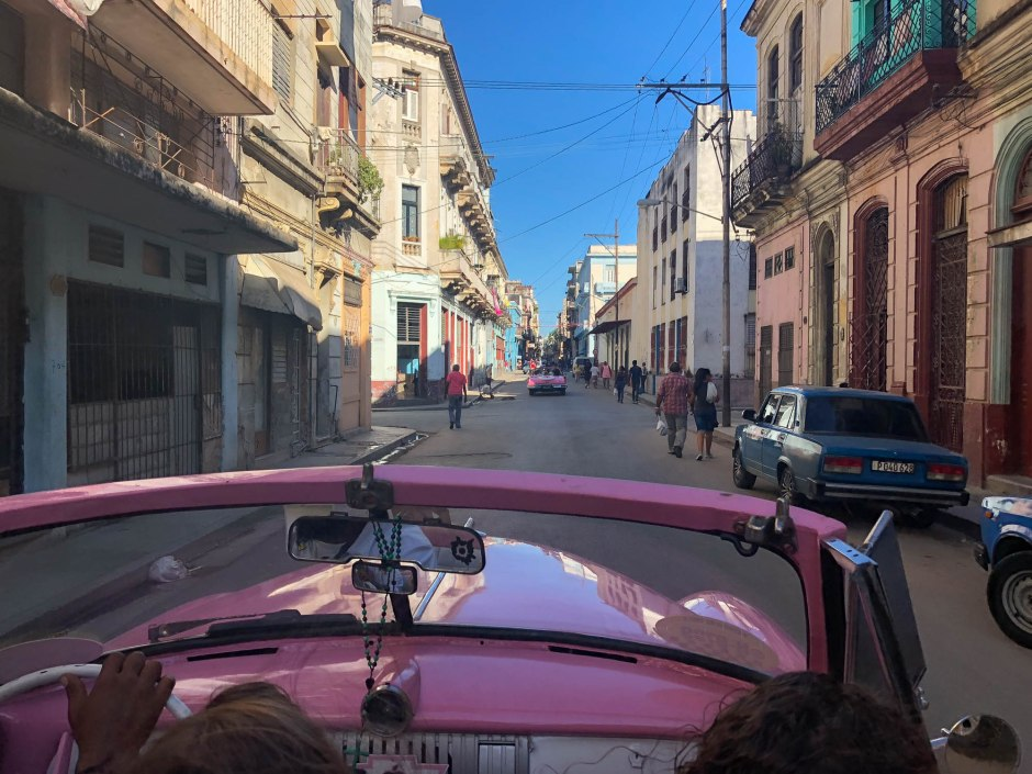 Getting Around in Havana Cuba