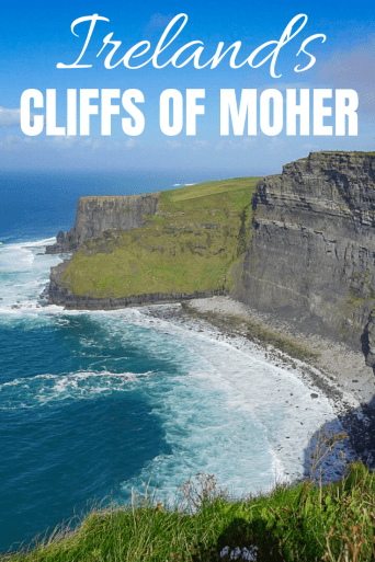 Irelands Cliffs of Moher Day Tour From Galway Ireland