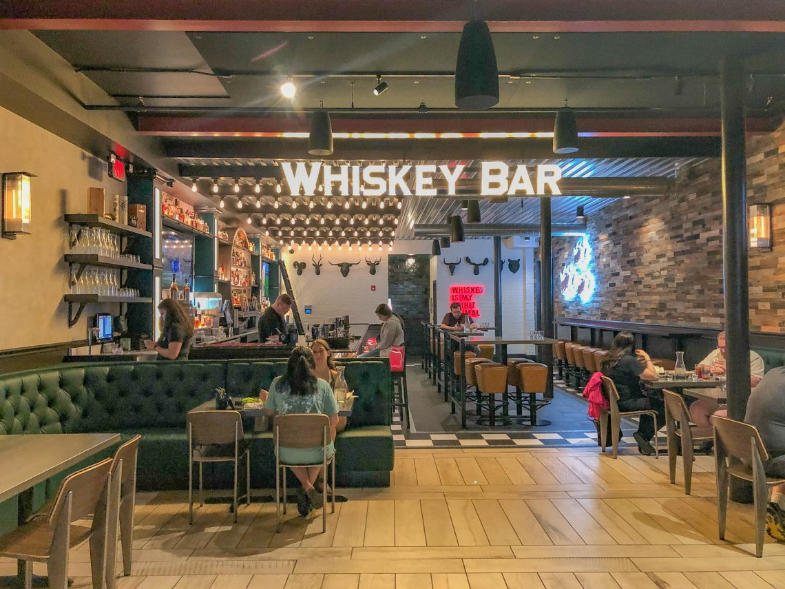 Whiskey Bar SmokeWorks