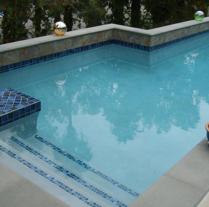 pool tile samples little tile inc