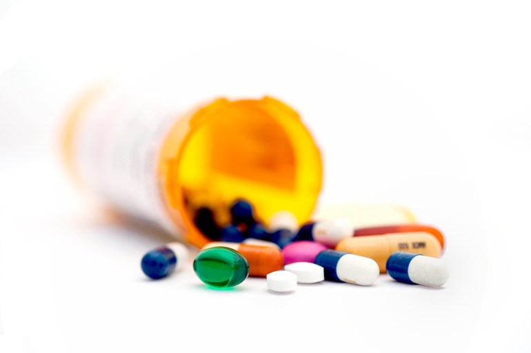 Medicine Products Photography NJ