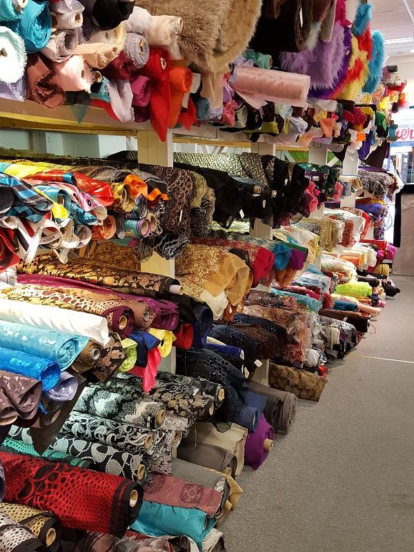 Grønland in Oslo - etwas für Textilfans 1