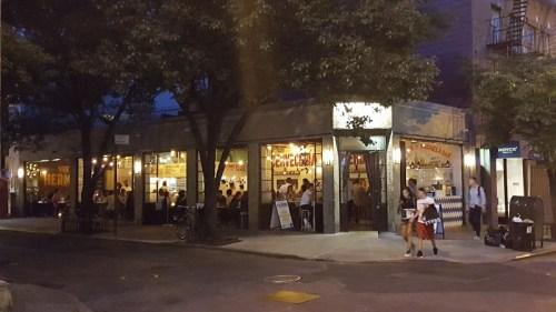 Tacos in der Bleecker Street