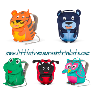 Affenzahn Small Friends Backpacks