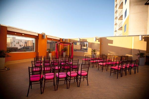 Vegas Weddings Rooftop