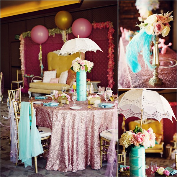 Wedding Gown Rental Las Vegas: Whimsical Kitchen Themed Bridal Shower At Red Rock Country