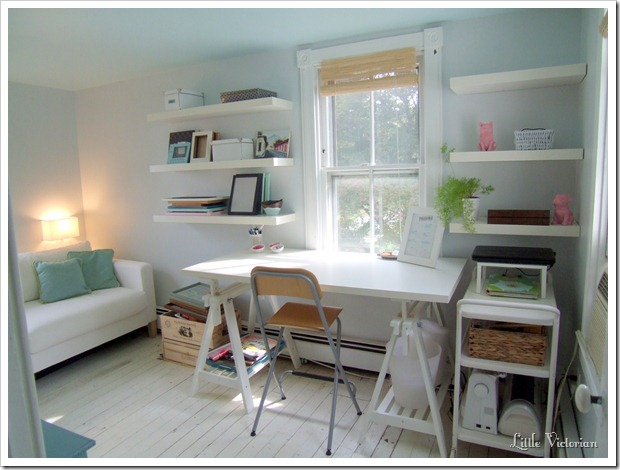 Our Small Office Guest Room Makeover Is Complete Almost