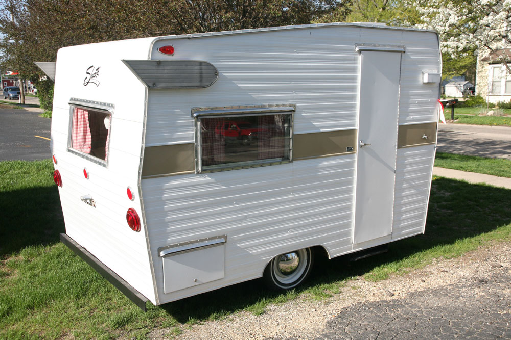 1968 Shasta Compact For Sale