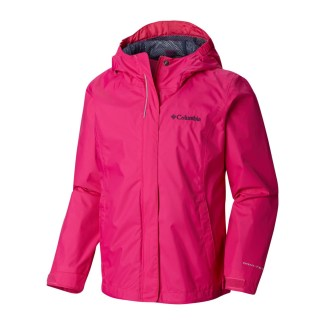 Columbia Girl's Arcadia Waterproof Jacket