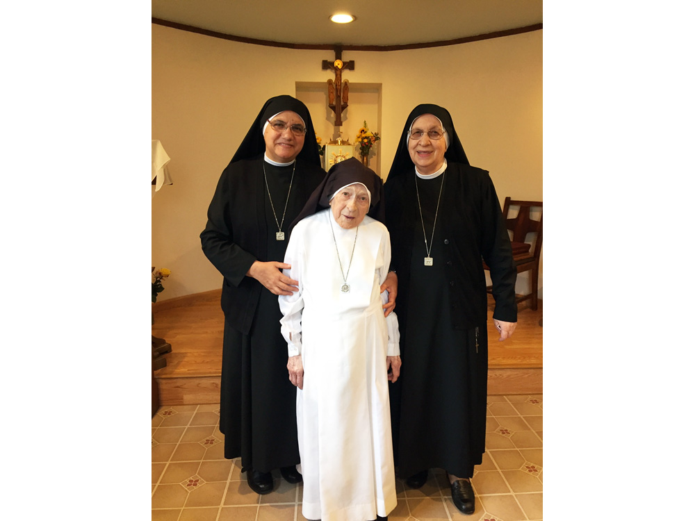 Mother General canonical visit 2018