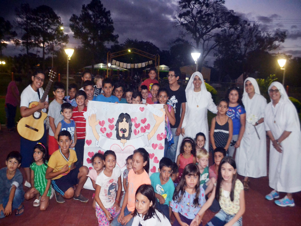 Catechesis with children