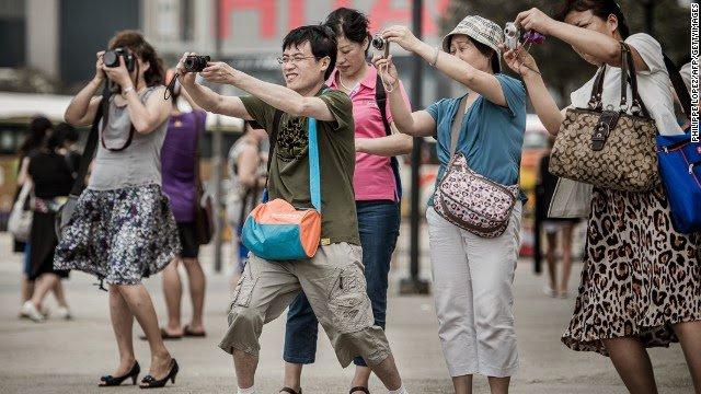 China-Tourist-Rude