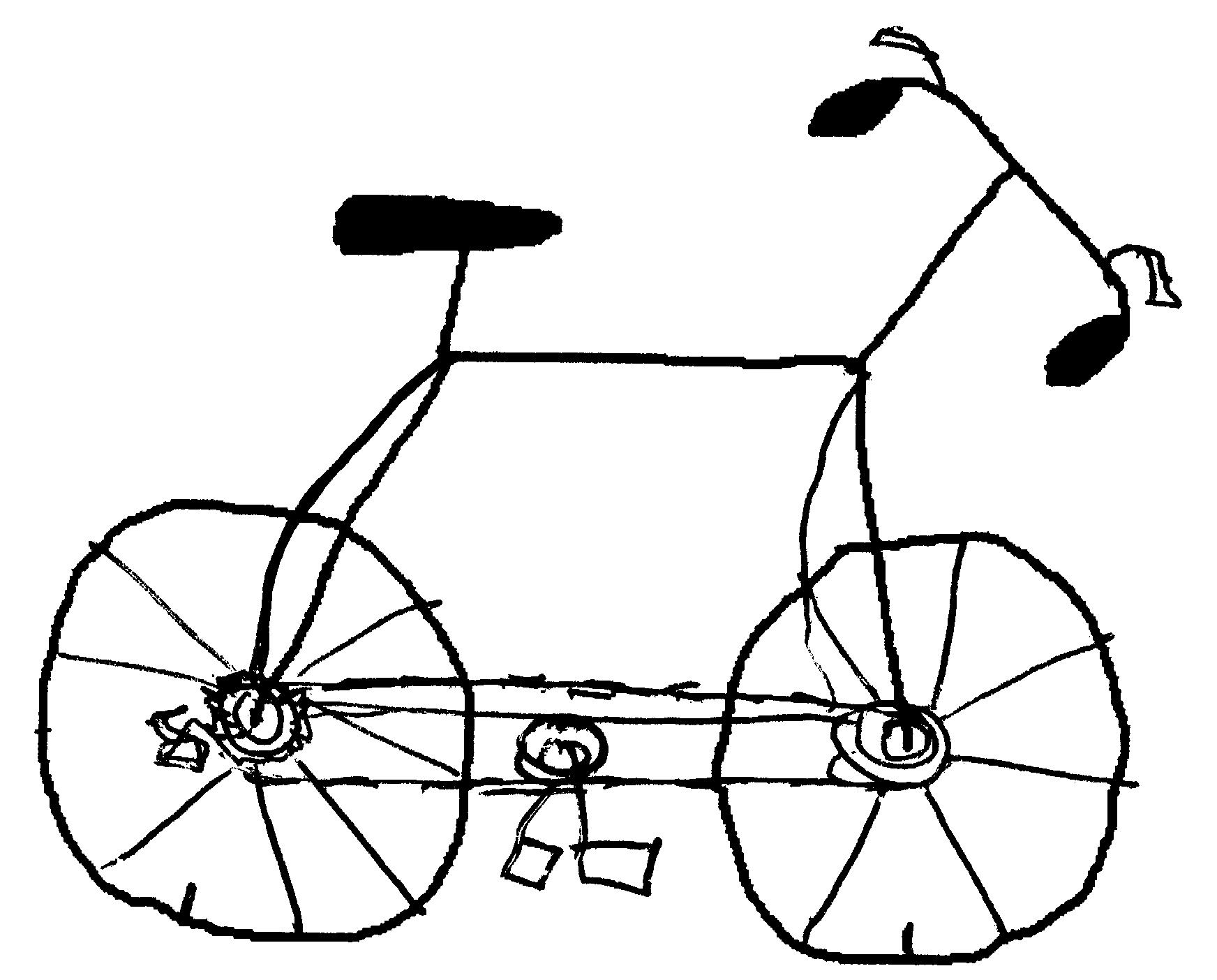 Image result for old broken cycle sketch