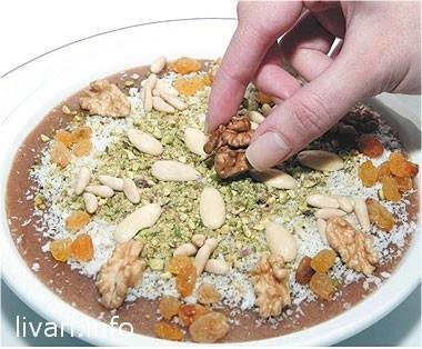 Мыгли ( Moghli ) из рисовой муки