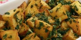 Пряный картофель (Batata harra)