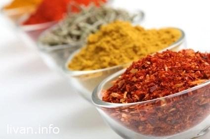 """Состав приправы """"Семь специй"""" (Seven Spices)"""