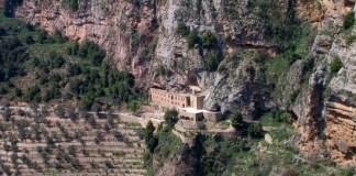 Долина Кадиша (Qadisha Valley)