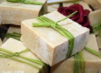 Ливанское оливковое мыло (Lebanese Olive Oil Soap)