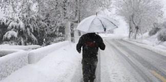 """На этой неделе в Ливане ожидается снежная буря """"Alexa"""""""