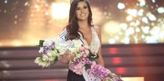 Мисс Ливан 2014 Сали Джрейдж