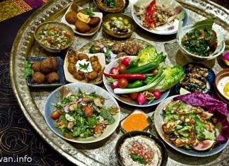 Вокруг Света Ливан национальная кухня