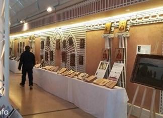 Открытие первой выставки русского наследия в Ливане.