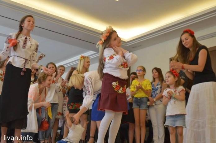 В Посольстве Украины в Бейруте отметили День вышиванки