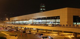 Налог на вылет из аэропорта Бейрут