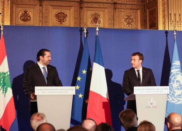 Эммануэль Макрон призвал поддержать Ливан