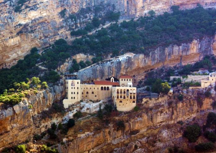 Монастырь Хаматура - Кусба
