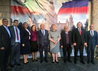 В Бекаа открыли школу с преподаванием на русском языке.