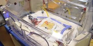 Мать четырех детей родила шестерняшек.