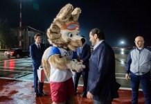 Саад Харири прибыл в Москву для открытия Чемпионата мира по футболу