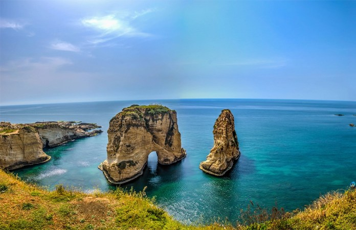 Ливан в пятерке популярнейших мест у туристов стран MENA